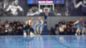 Juego de baloncesto metrajes