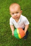 Juego de bola Fotos de archivo libres de regalías