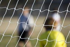 Juego de fútbol de la juventud