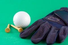 Juego de golf Fotografía de archivo