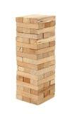 Juego de juego de la torre Fotografía de archivo