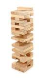 Juego de juego de la torre Foto de archivo libre de regalías