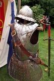 Juego de la armadura Imagenes de archivo