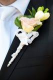 Juego de la boda Imagen de archivo libre de regalías