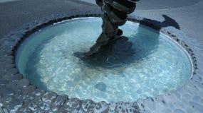 Juego de la cascada Foto de archivo