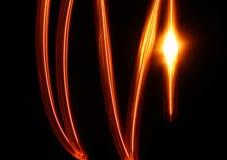 Juego de la luz Fotografía de archivo libre de regalías