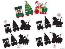 Juego de la Navidad Imágenes de archivo libres de regalías