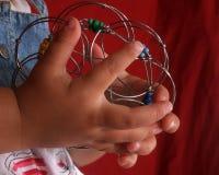 Juego de la niñez Imagen de archivo libre de regalías