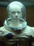 Juego de la supervivencia del astronauta Foto de archivo libre de regalías
