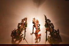 juego de sombra Fotografía de archivo libre de regalías