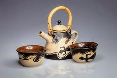 Juego de té - México Imagen de archivo