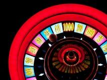 Juego del casino foto de archivo libre de regalías