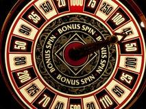 Juego del casino fotografía de archivo