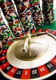 Juego del casino fotos de archivo libres de regalías