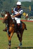 Juego del polo de la Kolkata-India Foto de archivo libre de regalías