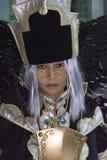 Juego del traje de Cosplay Imagenes de archivo