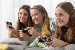 Juego en juego Imagen de archivo libre de regalías