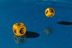 Juego financiero 1 Foto de archivo libre de regalías