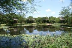 Juego privado Reseave en Suráfrica imagenes de archivo