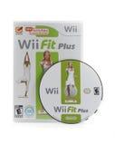 Juego video apto de Wii Imágenes de archivo libres de regalías