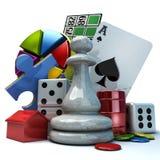 juegos Imagen de archivo