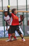 Juegos Asiáticos surorientales en Palembang Fotos de archivo
