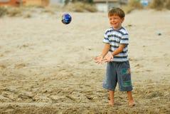 Juegos de bola Fotografía de archivo libre de regalías
