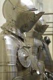 Juegos de la armadura Imagen de archivo libre de regalías