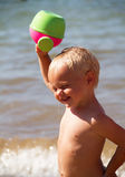 Juegos de la playa Fotos de archivo libres de regalías