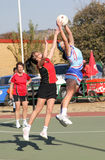 Juegos de las señoras de la liga de Korfball Imagen de archivo