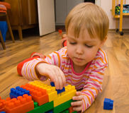 Juegos de niños foto de archivo libre de regalías