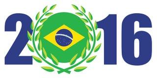 Juegos 2016 de Rio Olympic Fotografía de archivo libre de regalías