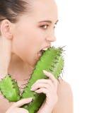 Juegos del cactus imagen de archivo