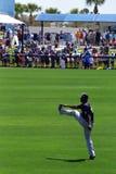 Juegos del entreno primaveral Fotografía de archivo libre de regalías