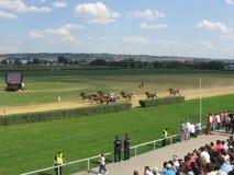 Juegos del Equestrian de Ljubicevo Foto de archivo