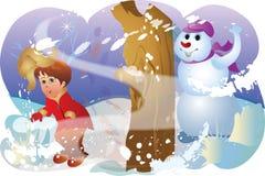 Juegos del invierno Fotografía de archivo libre de regalías