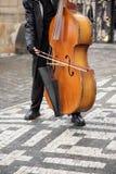 Juegos del músico Foto de archivo
