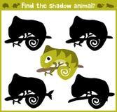 Juegos educativos para los niños, historieta para los niños de la edad preescolar Fotografía de archivo libre de regalías