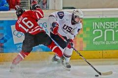 Juegos Olímpicos 2012 de la juventud Imagen de archivo libre de regalías