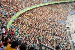 Juegos Olímpicos 2016 Fotos de archivo libres de regalías