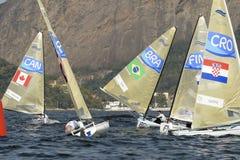 Juegos Olímpicos Río 2016 Foto de archivo