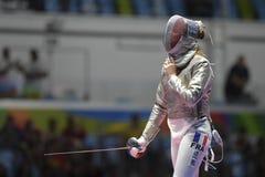 Juegos Olímpicos Río 2016 Foto de archivo libre de regalías