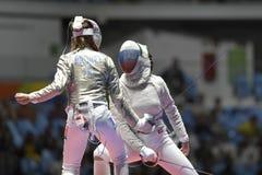 Juegos Olímpicos Río 2016 Fotografía de archivo libre de regalías