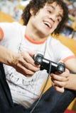 Juegos video Fotografía de archivo libre de regalías