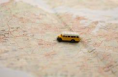 Juegue el omnibus Imagen de archivo libre de regalías