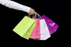 Juerga de compras Imagenes de archivo