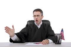 juez fotos de archivo libres de regalías