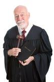 Juez - iglesia y estado Fotos de archivo