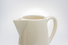 Jug, ceramic jug. Royalty Free Stock Photos