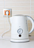 Jug kettle Stock Image